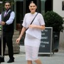 Jessie J is spotted out and about on September 4, 2015 in New York City - 446 x 600
