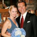 Peter Bergman and Sharon Case
