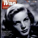 Lauren Bacall - TV Dvd Jaquettes Magazine Cover [France] (September 2014)