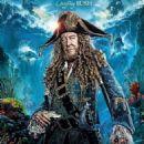 Pirates of the Caribbean: Dead Men Tell No Tales - 454 x 630