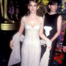 Winona Ryder At The 68th Annual Academy Awards (1996) - Arrivals - 454 x 688