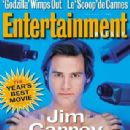 Jim Carrey - Entertainment Weekly Magazine [United States] (5 June 1998)