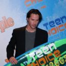 Keanu Reeves - 2003 Teen Choice Awards - Press Room
