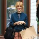Arden Myrin was in a bubbly mood during a shopping trip to The Grove in Hollywood, California on December 12, 2016 - 454 x 597