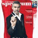George Clooney - Spectrum Magazine Cover [Australia] (20 February 2016)