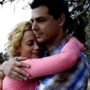 Rachael Carpani and Jonny Pasvolsky