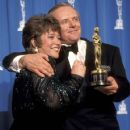 The 64th Annual Academy Awards - Kathy Bates and Anthony Hopkins (1992)