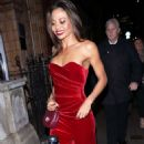 Emma Weymouth – Arrives at Tanqueray No Ten Launch in London