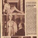 Mylène Demongeot - Elokuva-Aitta Magazine Pictorial [Finland] (1 December 1959) - 454 x 601