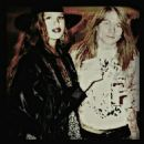 Axl Rose and Erin Everly