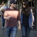Kate Beckinsale - Hollywood Candids - October 25 '08