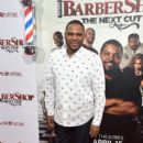 "Anthony Anderson attends the premiere of New Line Cinema's ""Barbershop: The Next Cut"" at TCL Chinese Theatre on April 6, 2016 in Hollywood, California"