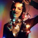 Victoria Justice – Holiday Lights Photoshoot 2018