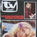 Marie Myriam - TV Jour Magazine Cover [France] (28 January 1981)