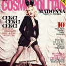 Madonna - Cosmopolitan Magazine Cover [Bulgaria] (May 2015)