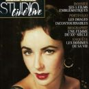 Elizabeth Taylor - Studio Cine Live Magazine Cover [France] (April 2011)
