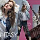 Julija Steponaviciute - Elle Magazine Pictorial [Italy] (November 2014) - 454 x 294
