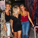 Kendra Wilkinson has a Girls Night Out at Craigs - 454 x 787