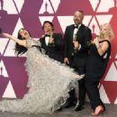 The 91st Annual Academy Awards - Press Room