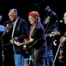Ray Price, Willie Nelson & Merle Haggard