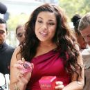 """Jordin Sparks Launches """"Because Of You"""""""
