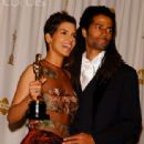 Eric Benet and Halle Berry