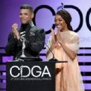 Sonequa Martin-Green attends The 21st CDGA (Costume Designers Guild Awards) at The Beverly Hilton Hotel on February 19, 2019 in Beverly Hills, California - 454 x 303