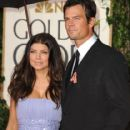 Fergie and Josh Duhamel - 416 x 594