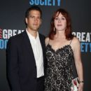 Molly Ringwald – 'The Great Society' Play – Broadway Opening Night in New York