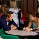 Briana Evigan and Robert Hoffman