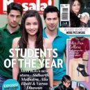 Varun Dhawan, Alia Bhatt - Masala! Magazine Cover [India] (18 October 2012)