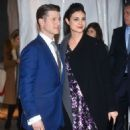 Ben McKenzie and Morena Baccarin- IFP's 26th Annual Gotham Independent Film Awards - Red Carpet - 454 x 680