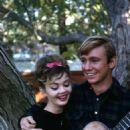 Jeannine Riley, Randy Boone, Dec. 1962 - 454 x 732