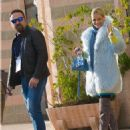 Michelle Hunziker – Seen out in San Remo - 454 x 568
