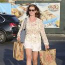 Rebecca Mader – Shopping in Los Angeles - 454 x 642