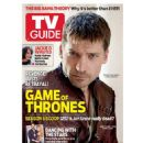Nikolaj Coster-Waldau - TV Guide Magazine Cover [United States] (18 April 2016)