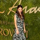 Anna Brewster – 2017 Fashion Awards in London