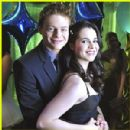 Vanessa Marano and Sean Berdy
