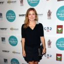 Sasha Alexander Hollyshorts 10th Anniversary Opening Night Gala In Hollywood