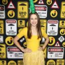 Taissa Farmiga – Just Jared Halloween Party 2016 in Los Angeles October 31, 2016 - 454 x 752