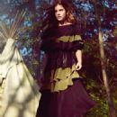 Harper's Bazaar UK March 2015