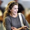 Keri Russell Shopping For Some Wine In Malibu - Mar 24 2008