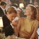 Jude Law as Errol Flynn and Cate Blanchett as Katherine Hepburn  in The Aviator (2004)