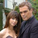 Dalton Vigh and Alinne Moraes