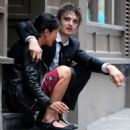Pete Doherty and Lisa Moorish