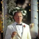 Roger Strong (Martin Sheen) prepares to toast the engagement of his daughter in Dreamworks' Catch Me If You Can - 2002