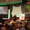 Country singer Mindy McCready's memorial service