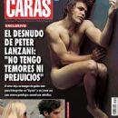 Juan Pedro Lanzani - Caras Magazine Cover [Argentina] (14 July 2015)