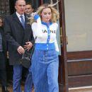 Margot Robbie – Leaving her Hotel in New York City