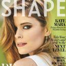Kate Mara for Shape Magazine (May 2018) - 454 x 617